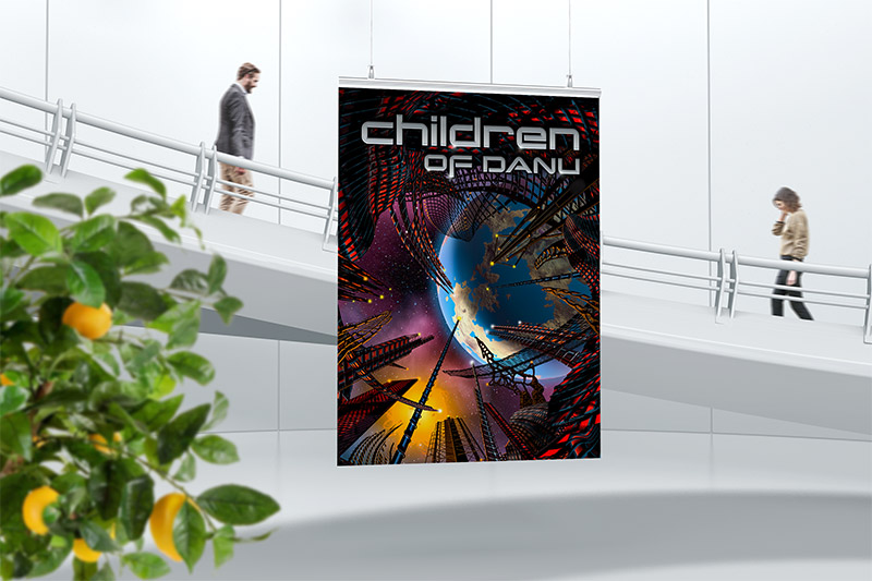 The Children of Danu by Rod Rogers