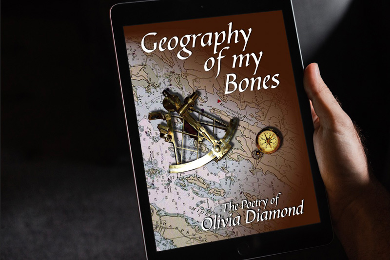 Geography of My Bones by Olivia Diamond