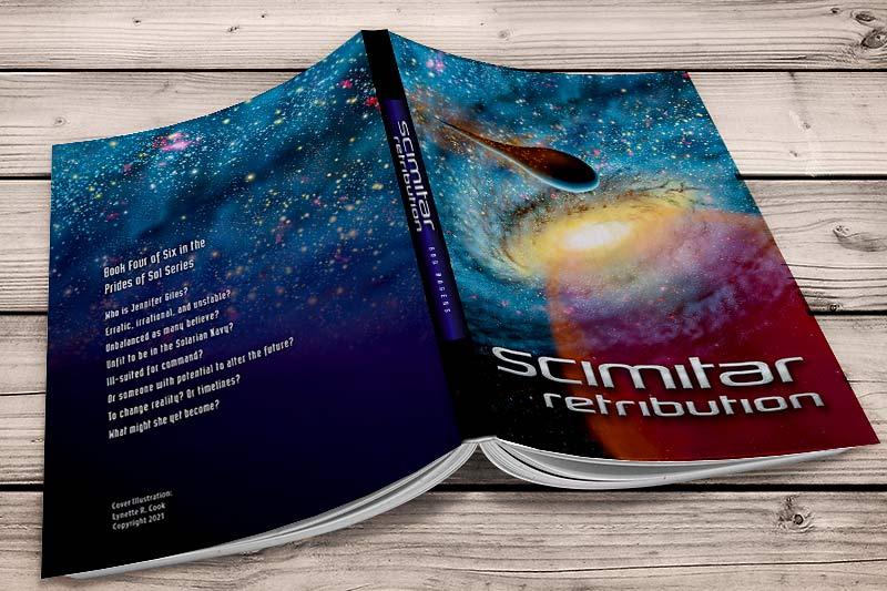 Scimitar – Retribution by Rod Rogers.